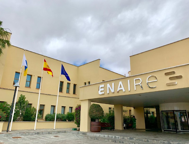 ENAIRE's Canary Islands Control Centre managed 29,970 flights in July