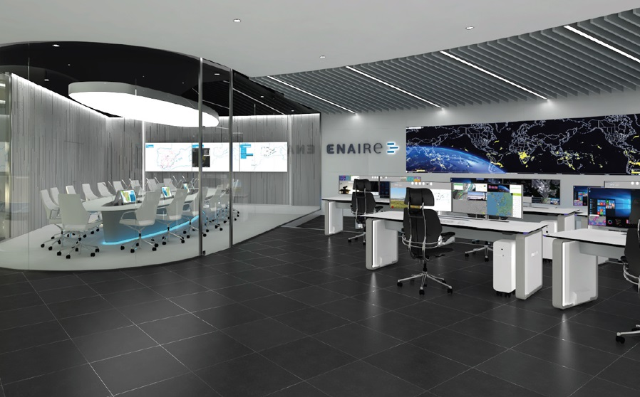 ENAIRE allocates 12 million euros to create a service and monitoring centre for its network