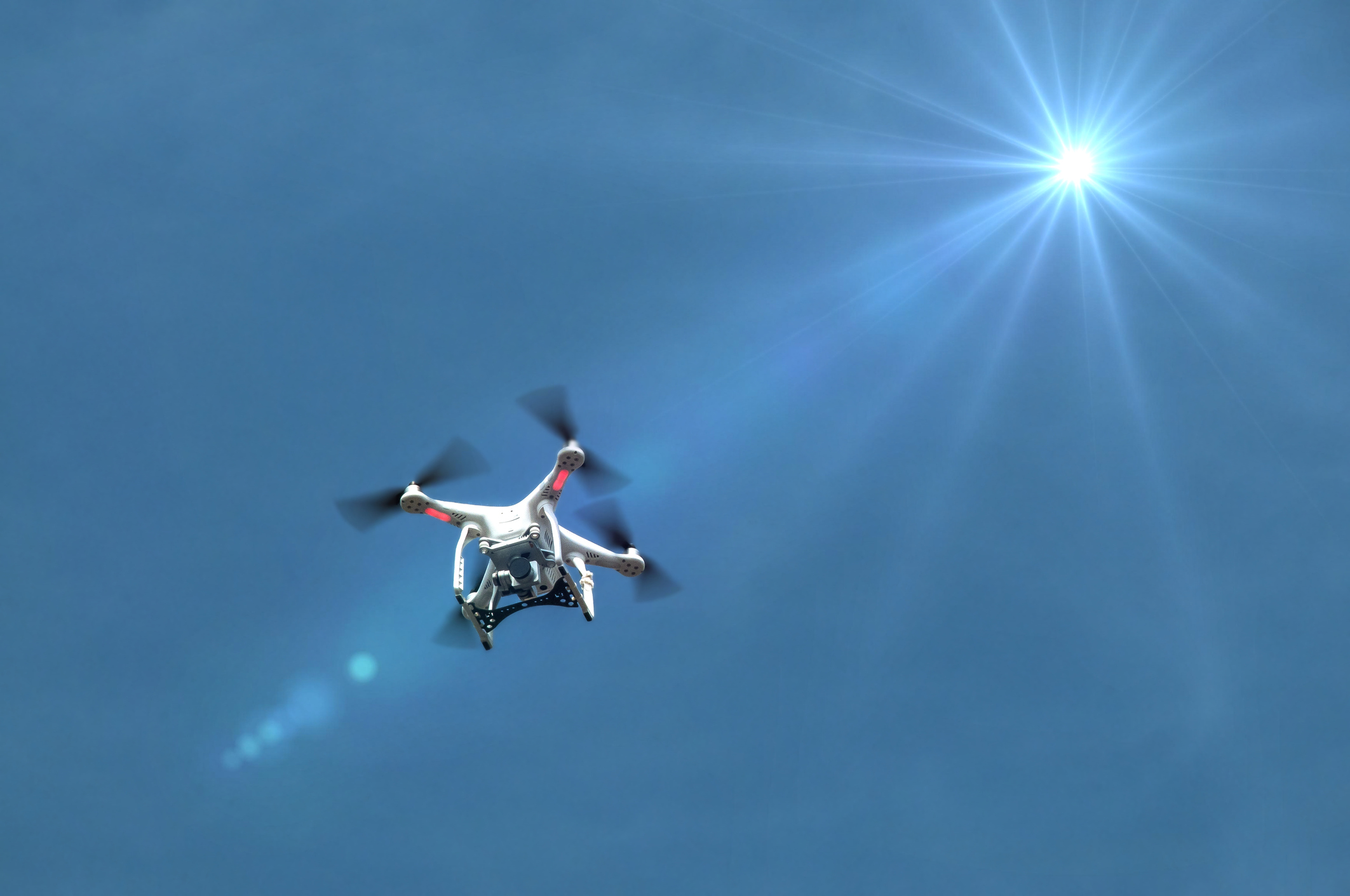 ENAIRE manages more than 1,000 drone operations in airspace
